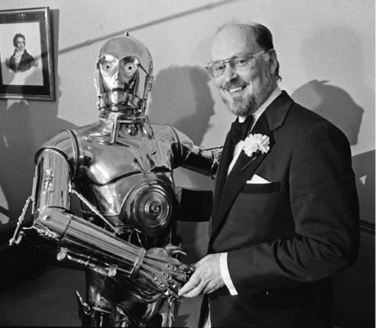 John Williams composed Star Wars soundtrack