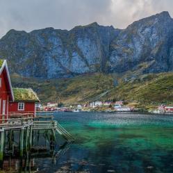 Å, Norvège